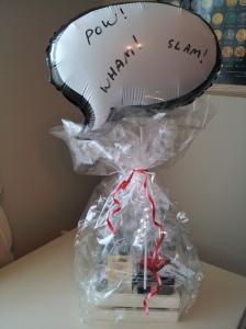Wham Slam Pow Gift Basket